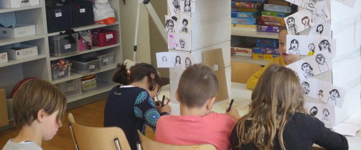 Auftakt: Strategien des Beginnens an der Schule Waidhalde