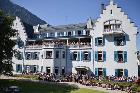Brig, Oberwalliser Mittelschule St. Ursula