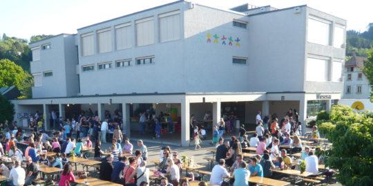 St. Margrethen, Schuleinheit Wiesenau