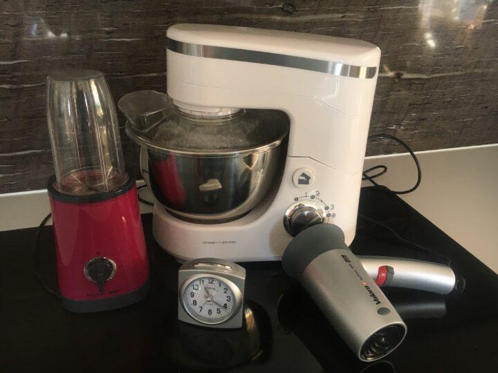 Nuria Gerate 1 2. Küchenmaschinen