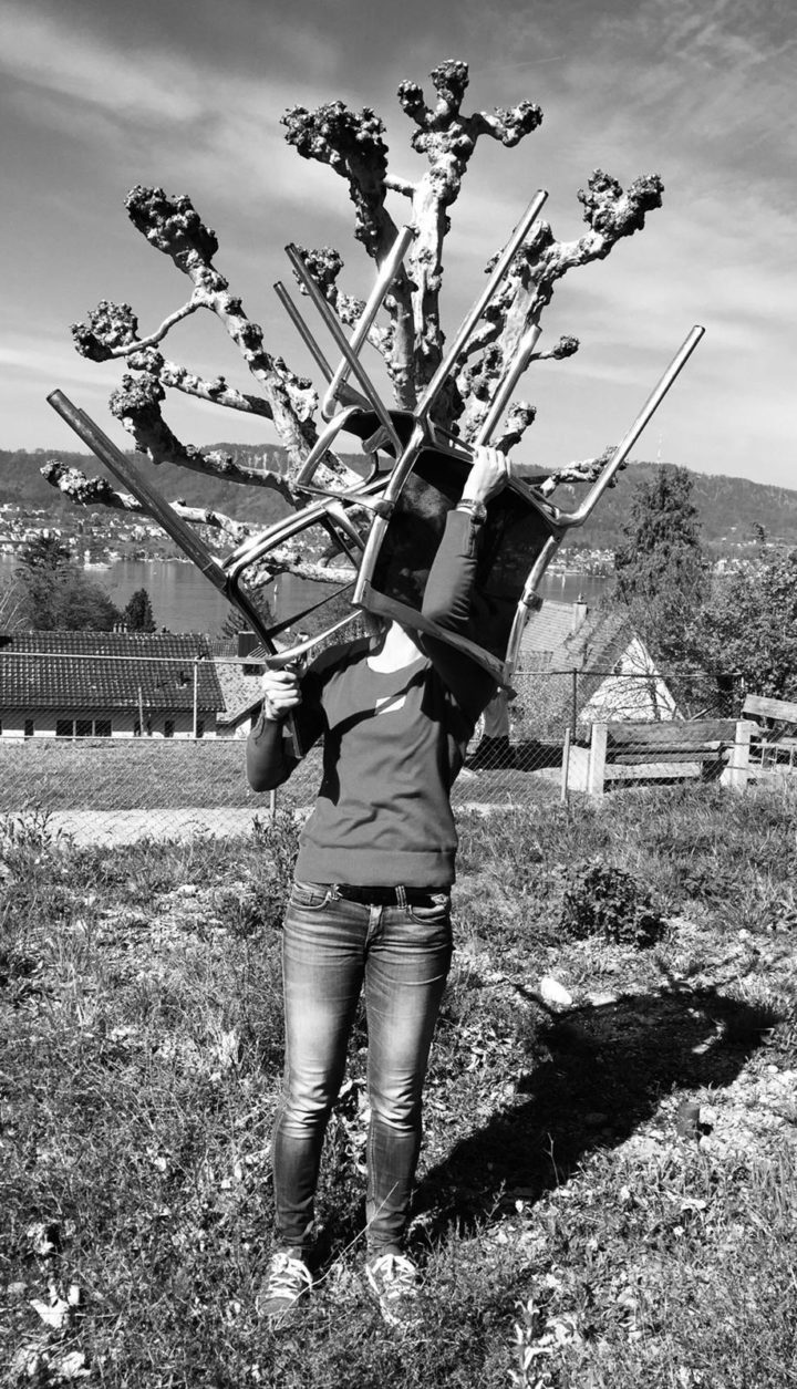 CTeilnehmende. Workshop «Stühle Rücken, Räume sprengen» mit Franziska Baumgartner und Daniela Brugger